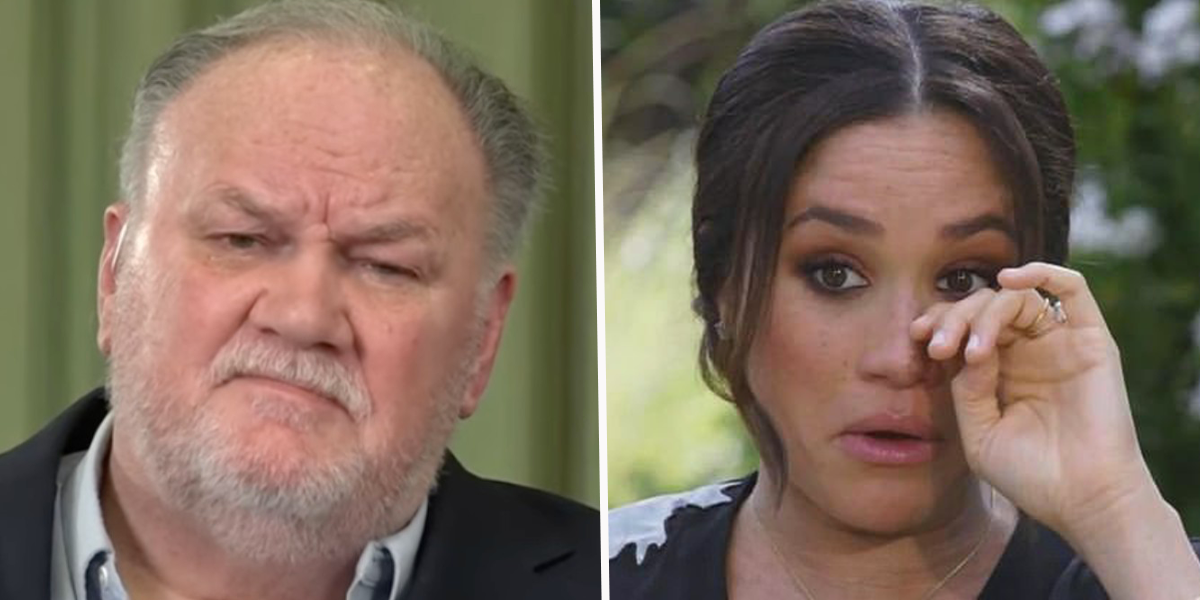 Thomas Markle Threatens Meghan and Harry and Gives Them 30 Days To Respond