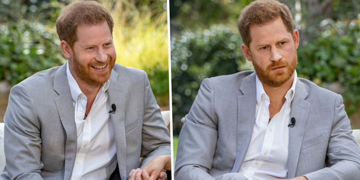 After Everything That Was Said During Harry and Meghan's Interview, People Were Distracted By His Socks
