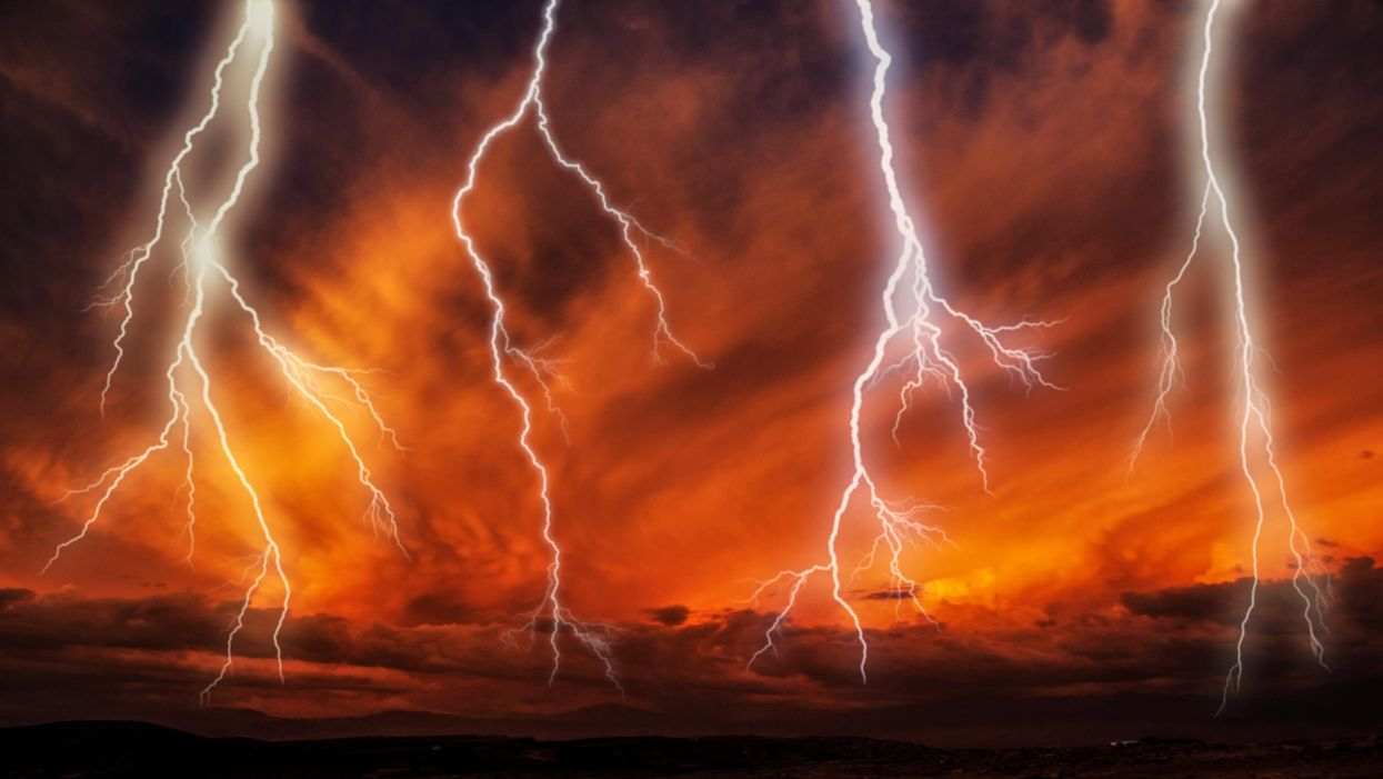 42,000 years ago Earth experienced  end of days  with mass extinctions