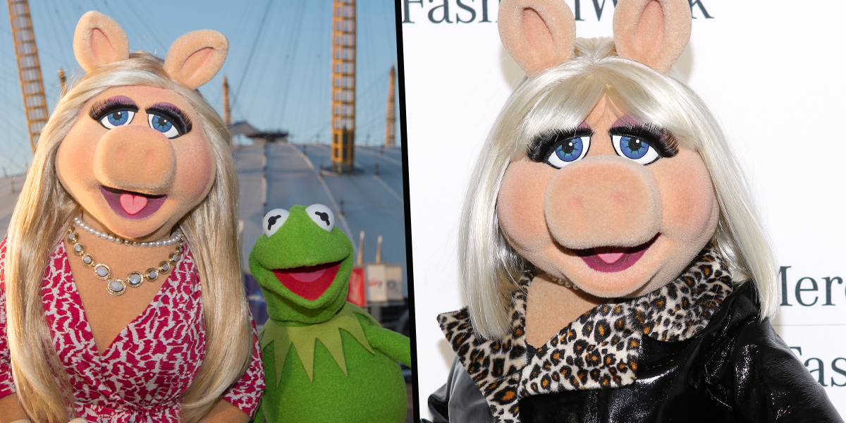 Miss Piggy From 'The Muppets' is The Latest Character to be 'Canceled'