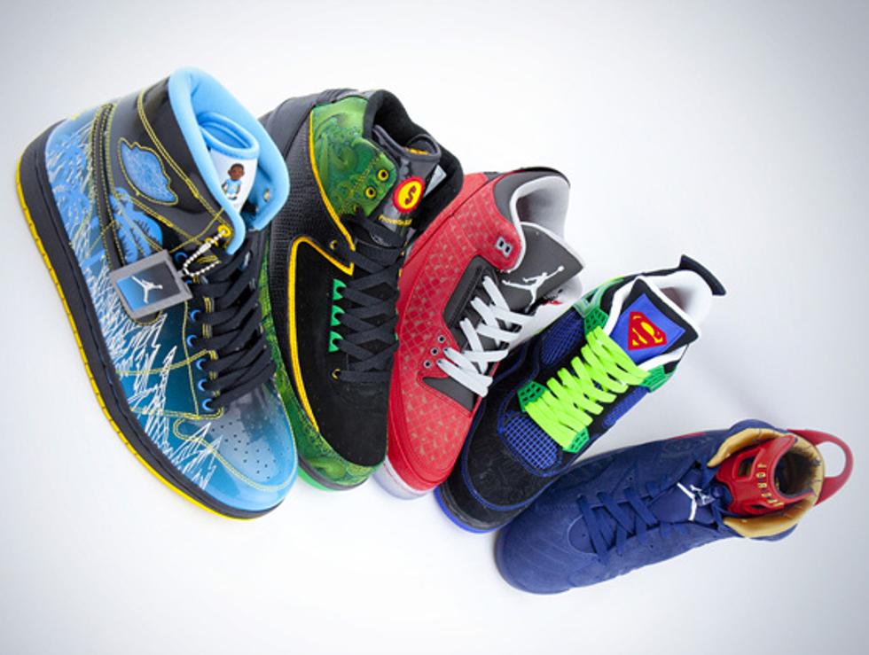 Sneaker Con: Our Top Kicks Picks