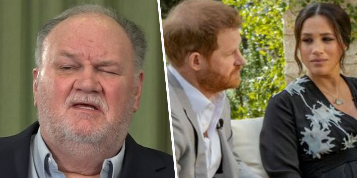 Meghan Markle's Dad Threatens Her and Harry and Gives Them Huge Ultimatum