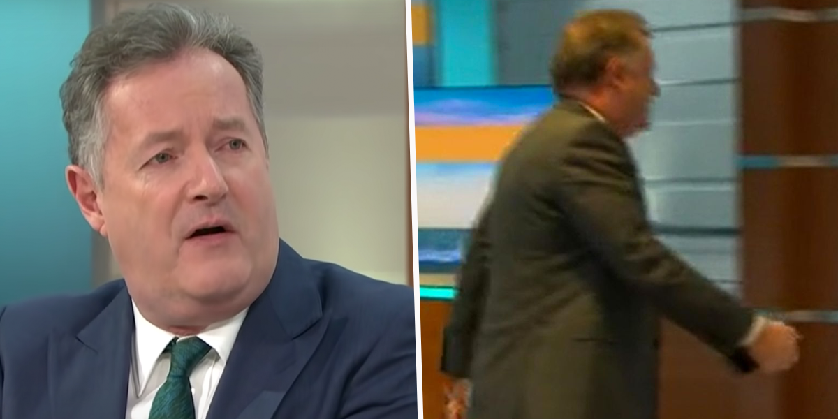 Petitions Calling for Piers Morgan's Return to His Show Are Rapidly Gaining Traction
