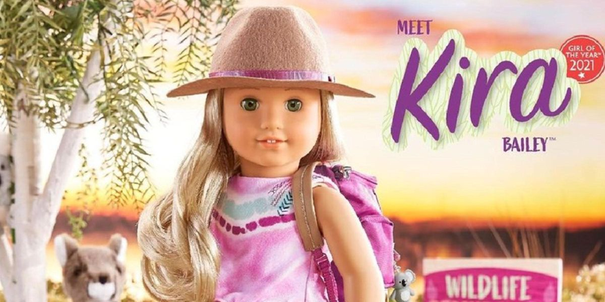 American Girl Introduces First Doll With an LGBTQ+ Backstory