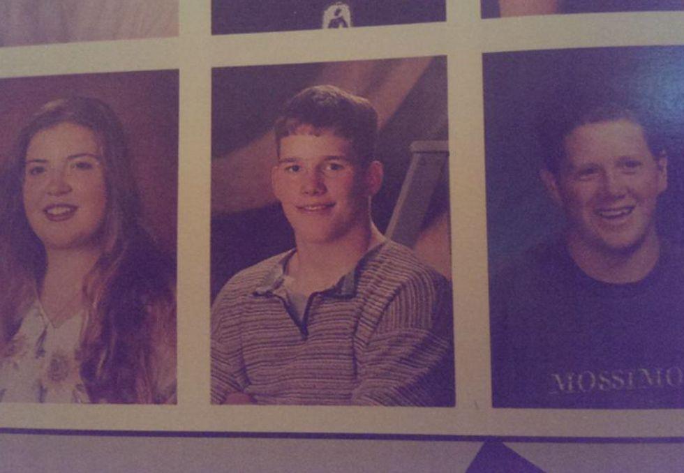 Chris Pratt's Yearbook Photos Do Not Disappoint