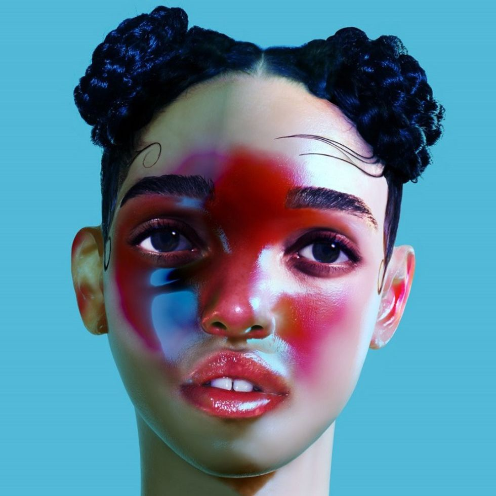 Stream FKA Twigs' Debut Album LP1