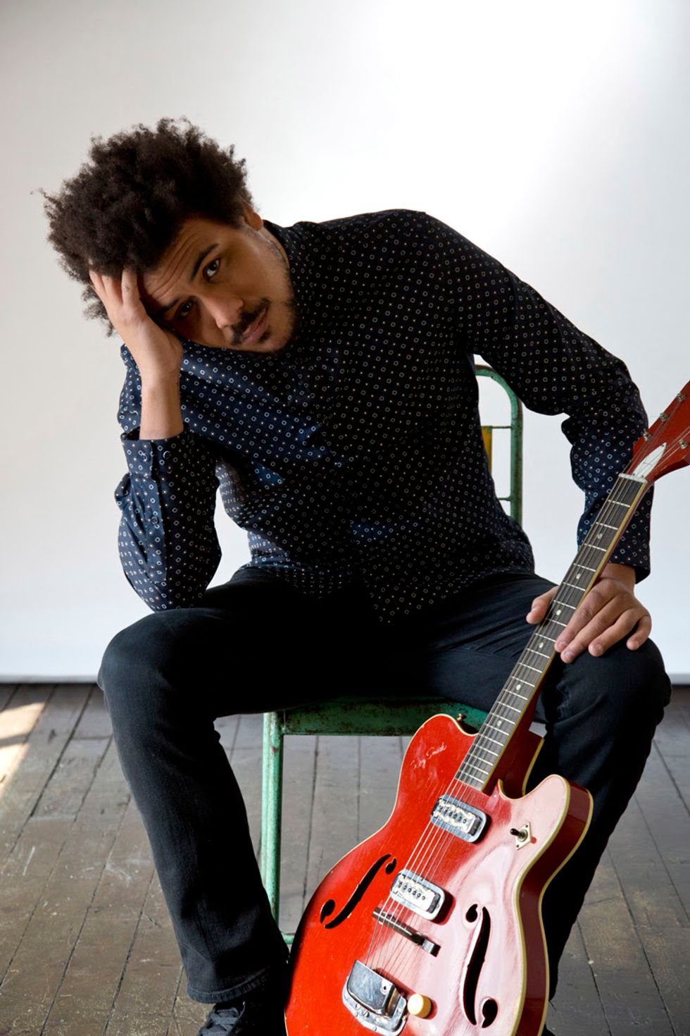 Singer Liam Bailey On His Debut LP and Working With Amy Winehouse
