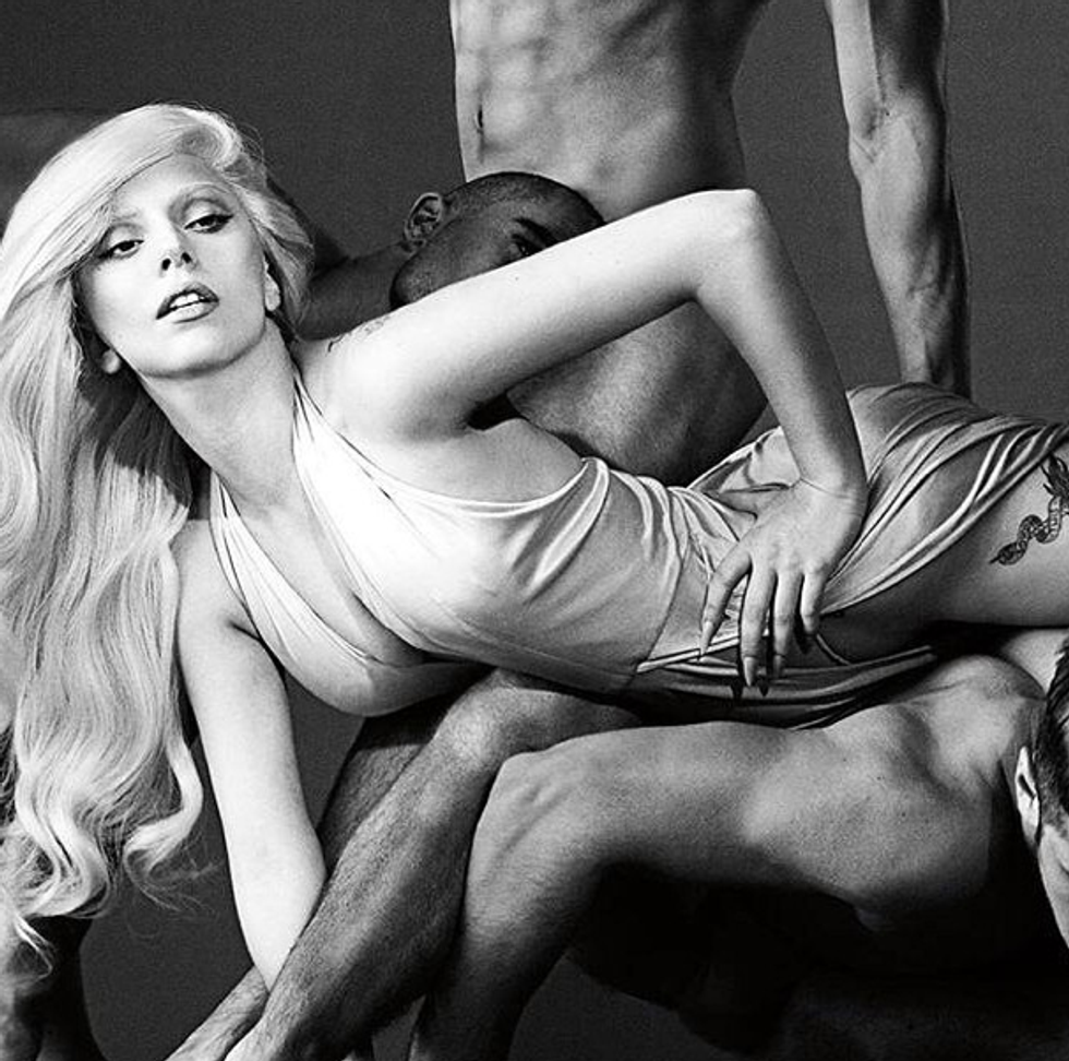 20 Things Lady Gaga's Perfume Might Smell Like