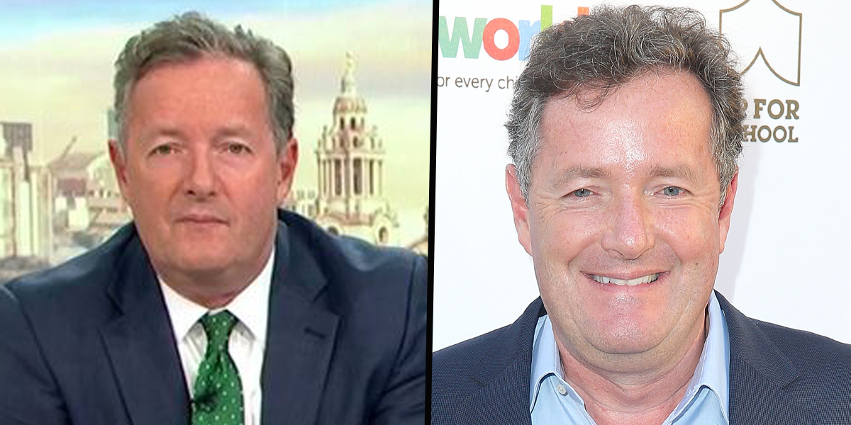 Piers Morgan Has Already Been Offered a New Job