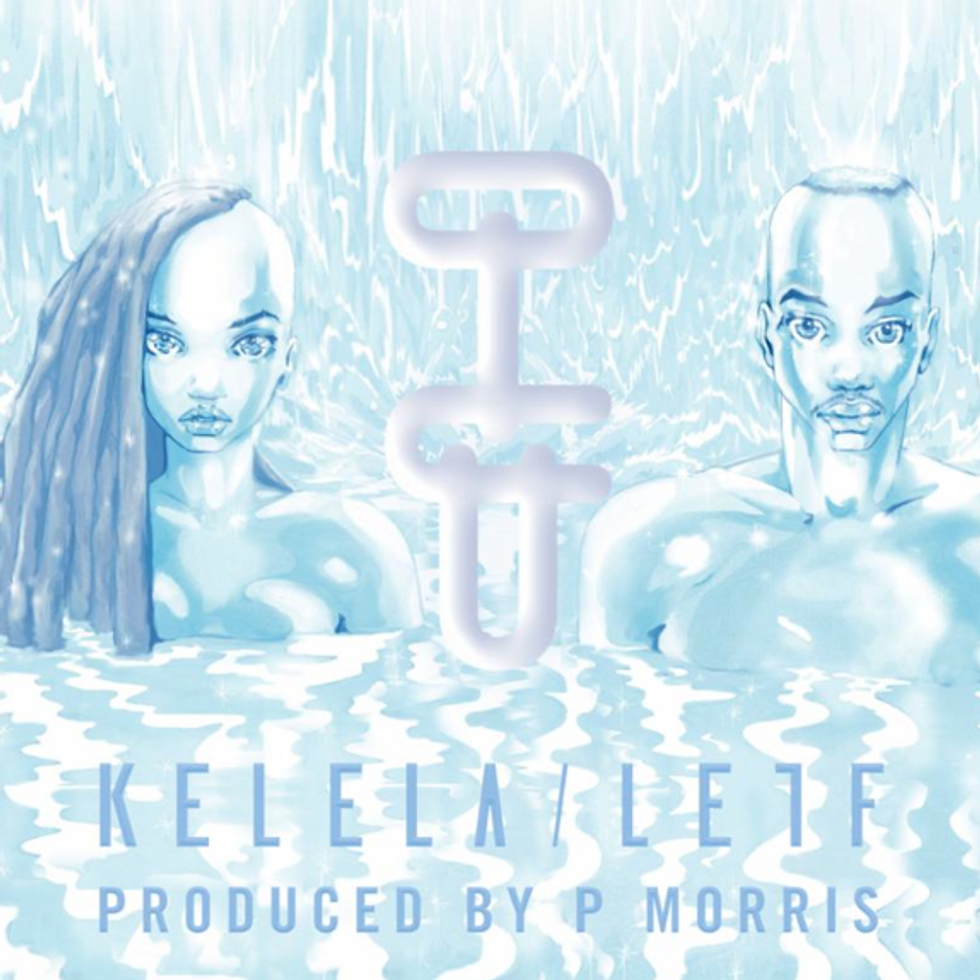 """Kelela and Le1f Team Up For New Track, """"OICU"""""""