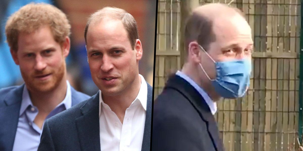 Prince William Says the Royals Are 'Very Much Not a Racist Family' and He Hasn't Spoken to Harry