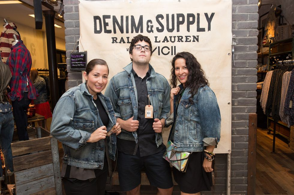 Scenes From Our Party With Denim & Supply Ralph Lauren and Macy's