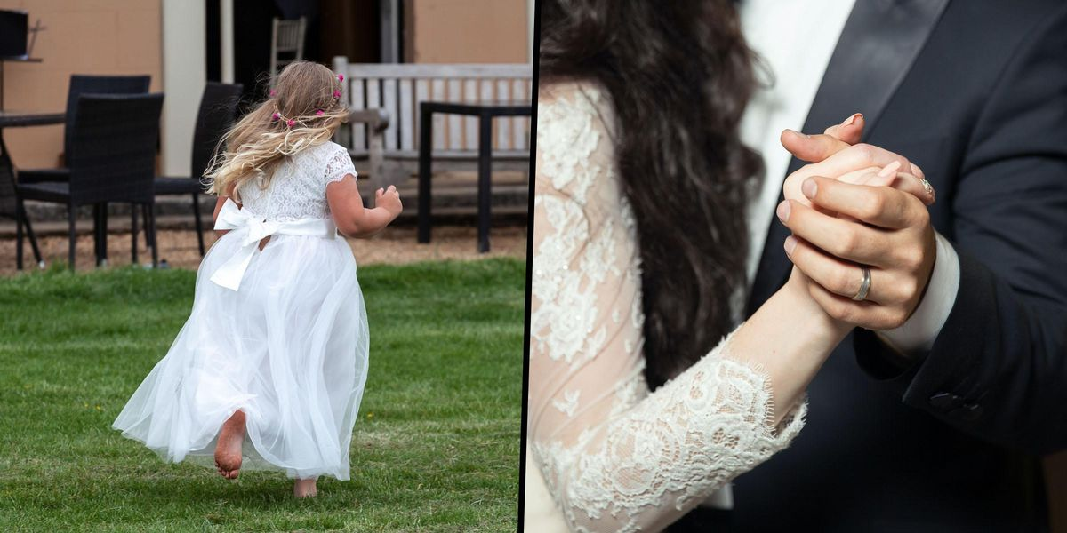 Bride Says She Doesn't Want Her Fiancé's 'Goblin' Toddler at Their Wedding