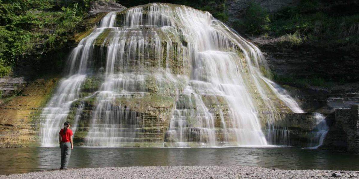 The 5 Best Swimming Holes in Upstate New York