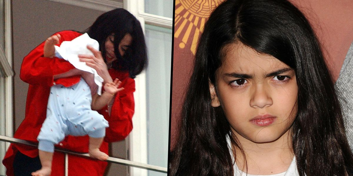 Michael Jackson's Son Blanket Has Changed His Name and Completely Reinvented Himself