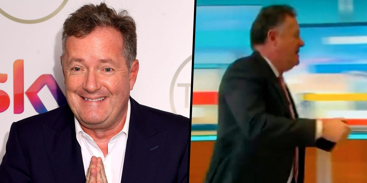 Over 100,000 Sign Petition To Give Piers Morgan His Job Back