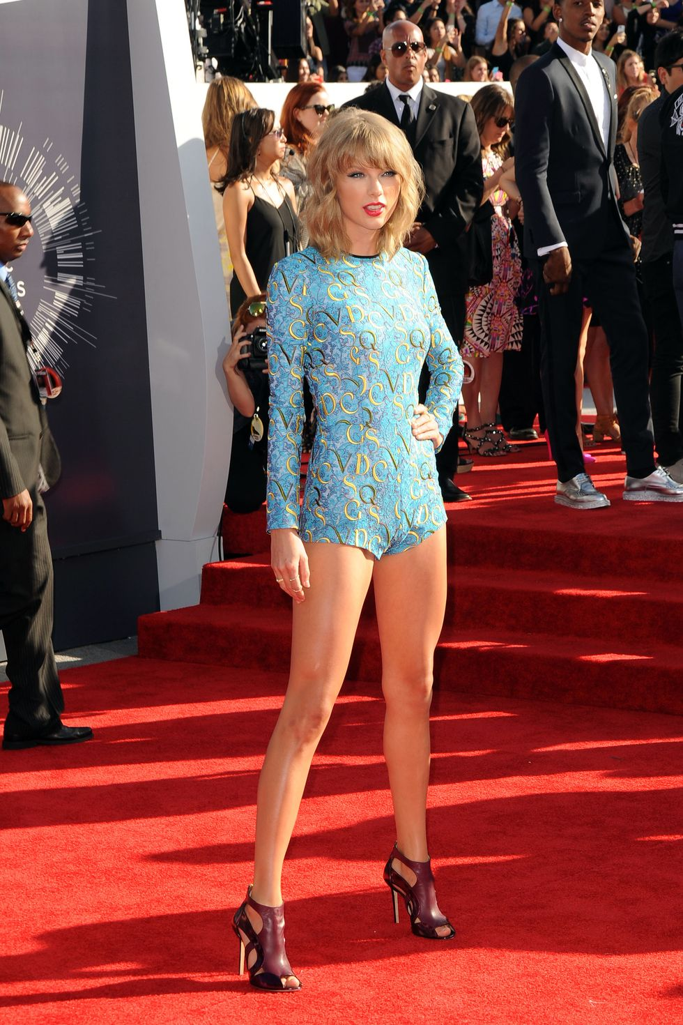 The 20 Best and Worst Celebrity Looks at the MTV VMAs