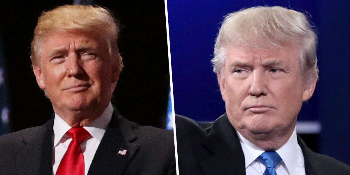 Donald Trump Tried to Tweet Without Twitter and It Didn't Go Down Well