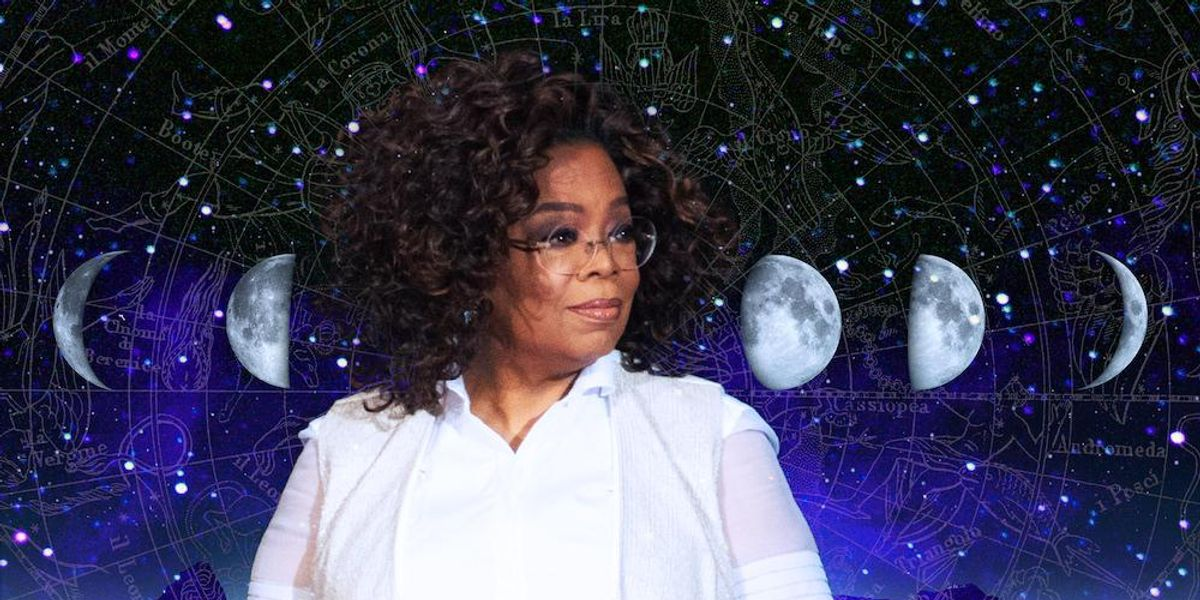 The Astrology of Oprah