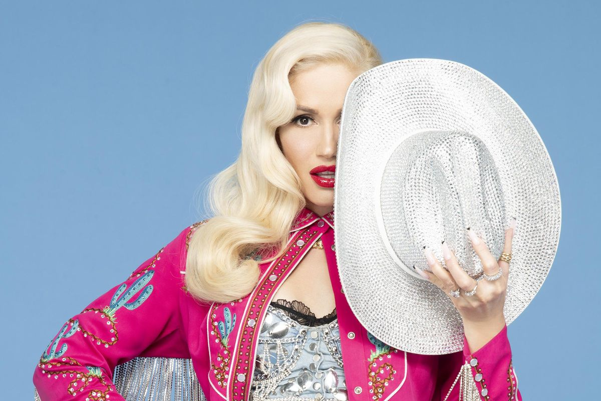 "Gwen Stefani Is Back With ""Slow Clap"" - PAPER"