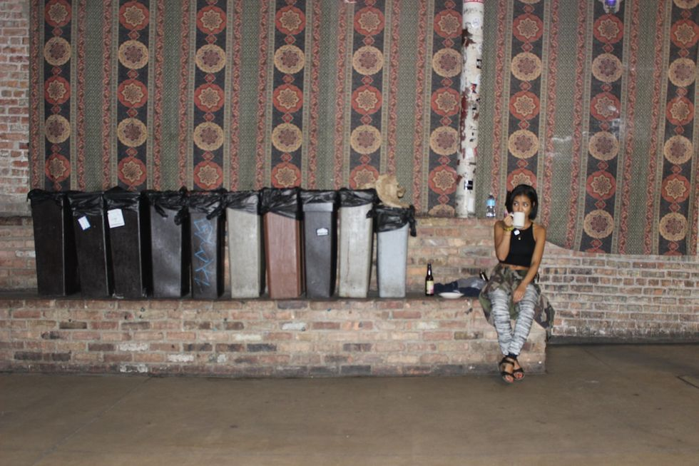 Surprise Visits from Chance the Rapper, Graffiti Walls + More In Jhené Aiko's Summer Tour Diary