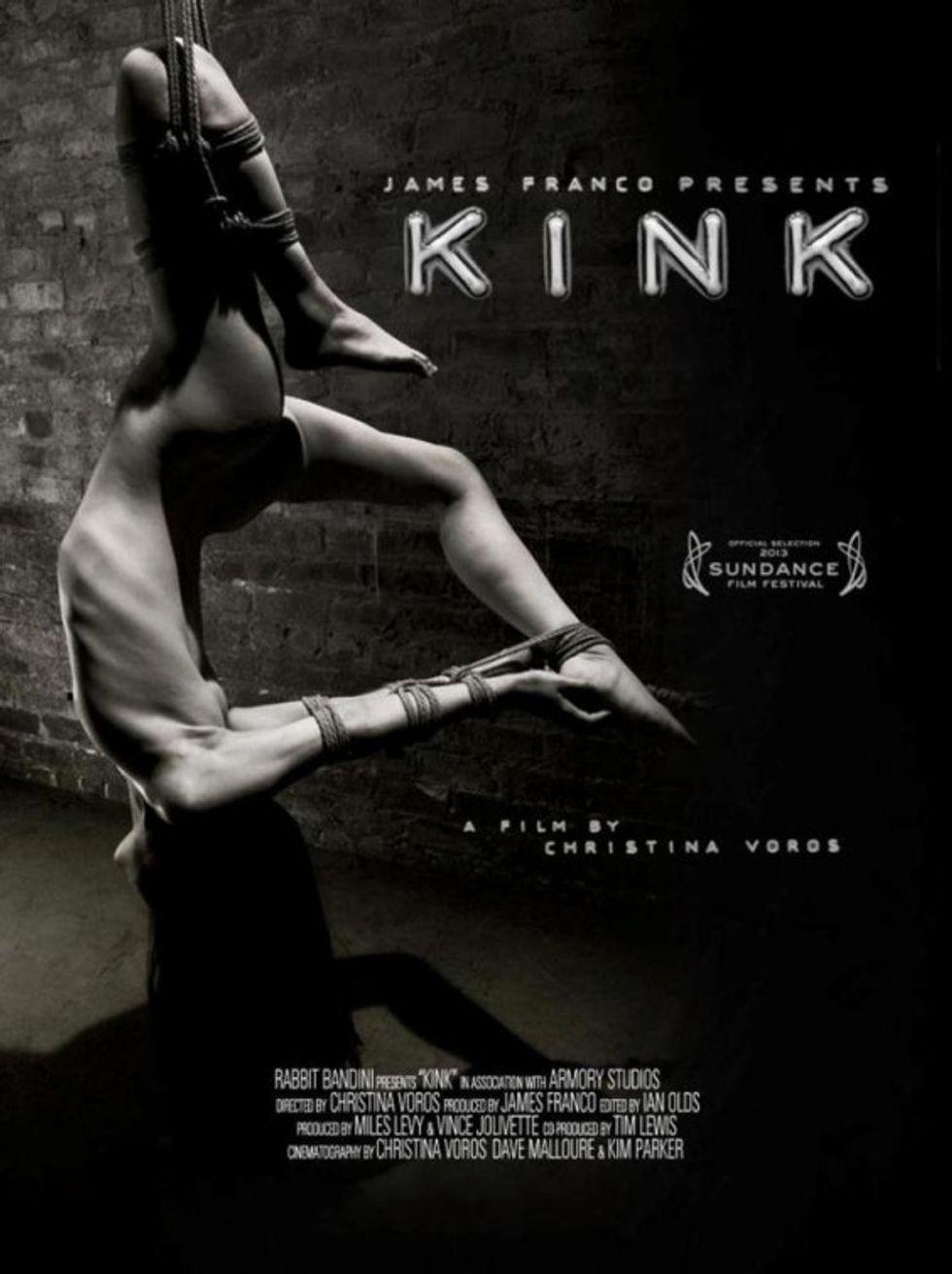 James Franco Explains Kinky Sex For You