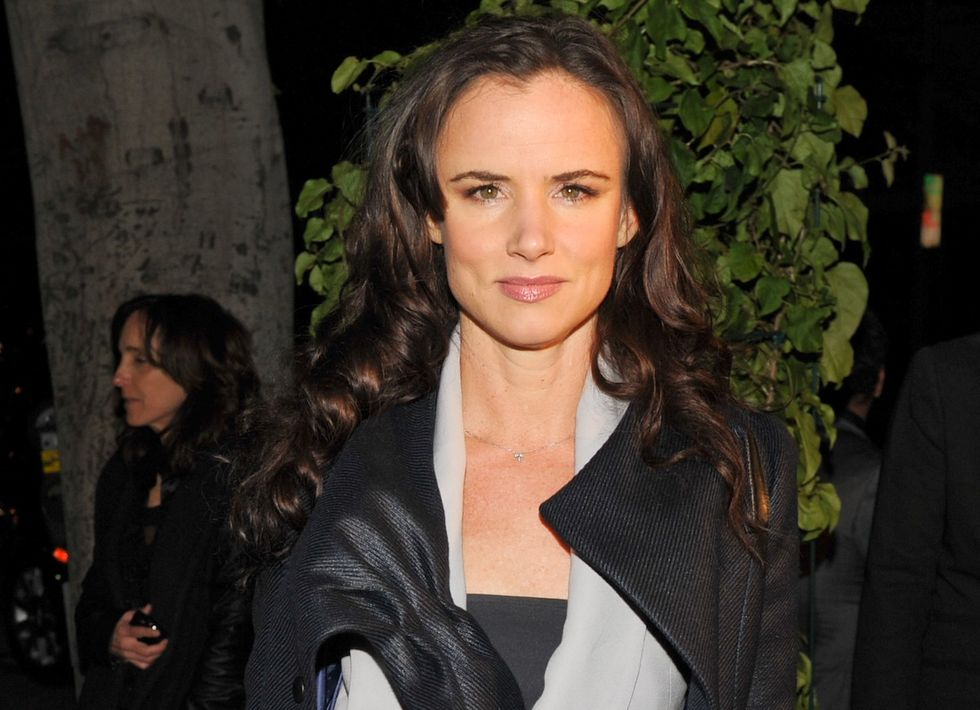 Juliette Lewis Channels Her Inner Riot Grrrl for Kelly & Cal