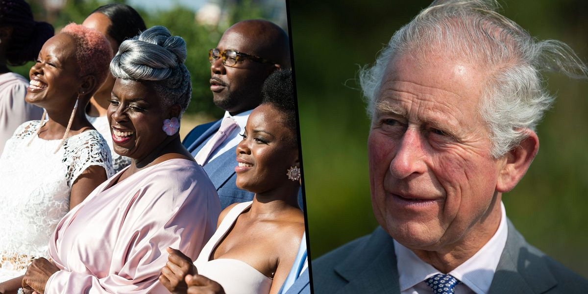 Founder of Black Choir at Harry and Meghan's Wedding Says Prince Charles Personally Invited Them