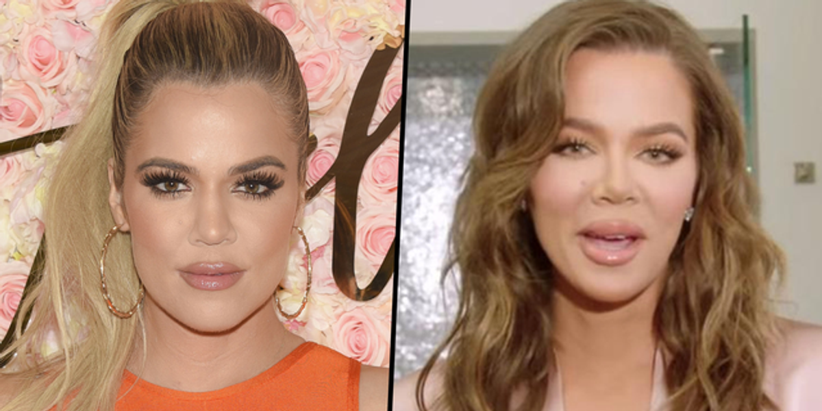 Khloé Kardashian Fans Worry She's Gone Too Far with Plastic Surgery as New Photos Surface