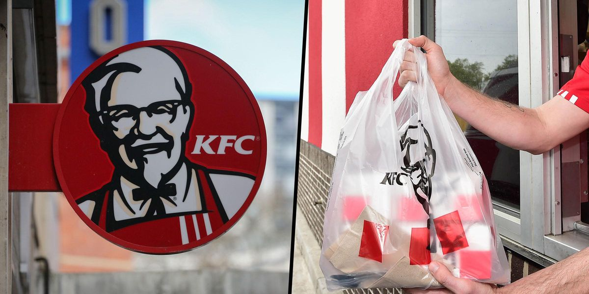 Woman Feels 'Discriminated Against' by KFC Because of Lack of Meat-Free Meal Options