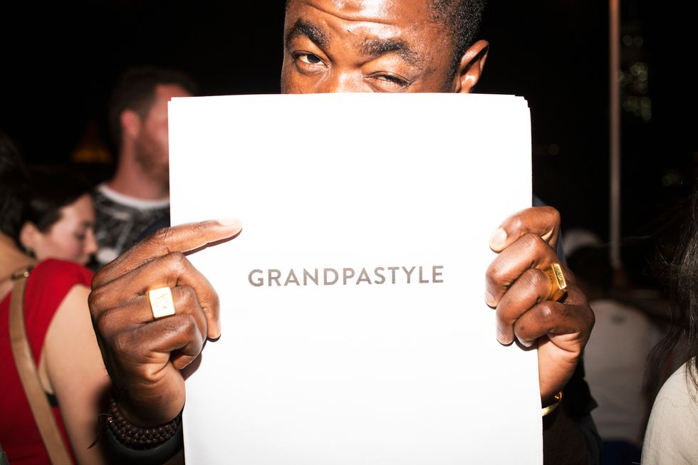 GRANDPASTYLE Vol 1 Release Party