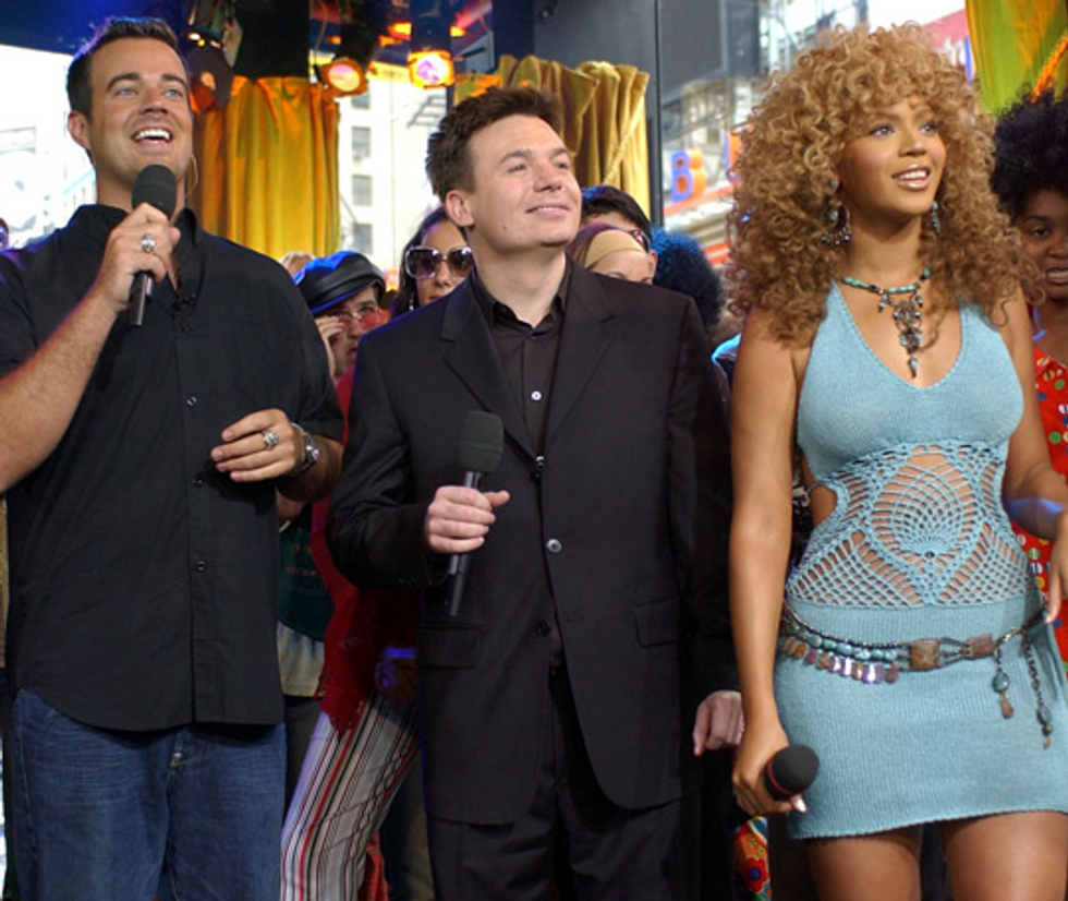 HAPPY B'DAY: 10 of Beyonce's Fugly Fabulous Early 2000's Looks
