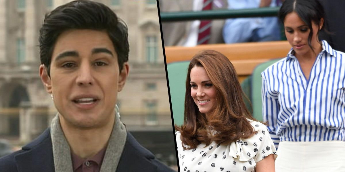 'Finding Freedom' Writer Quotes Email 'She Sent To the Palace Over Row With Kate'