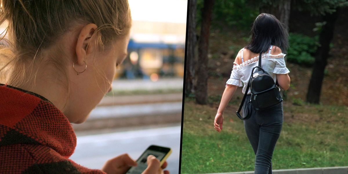Women Are Sharing iPhone Hack That Helps Keep Them Safe When They're Walking Alone