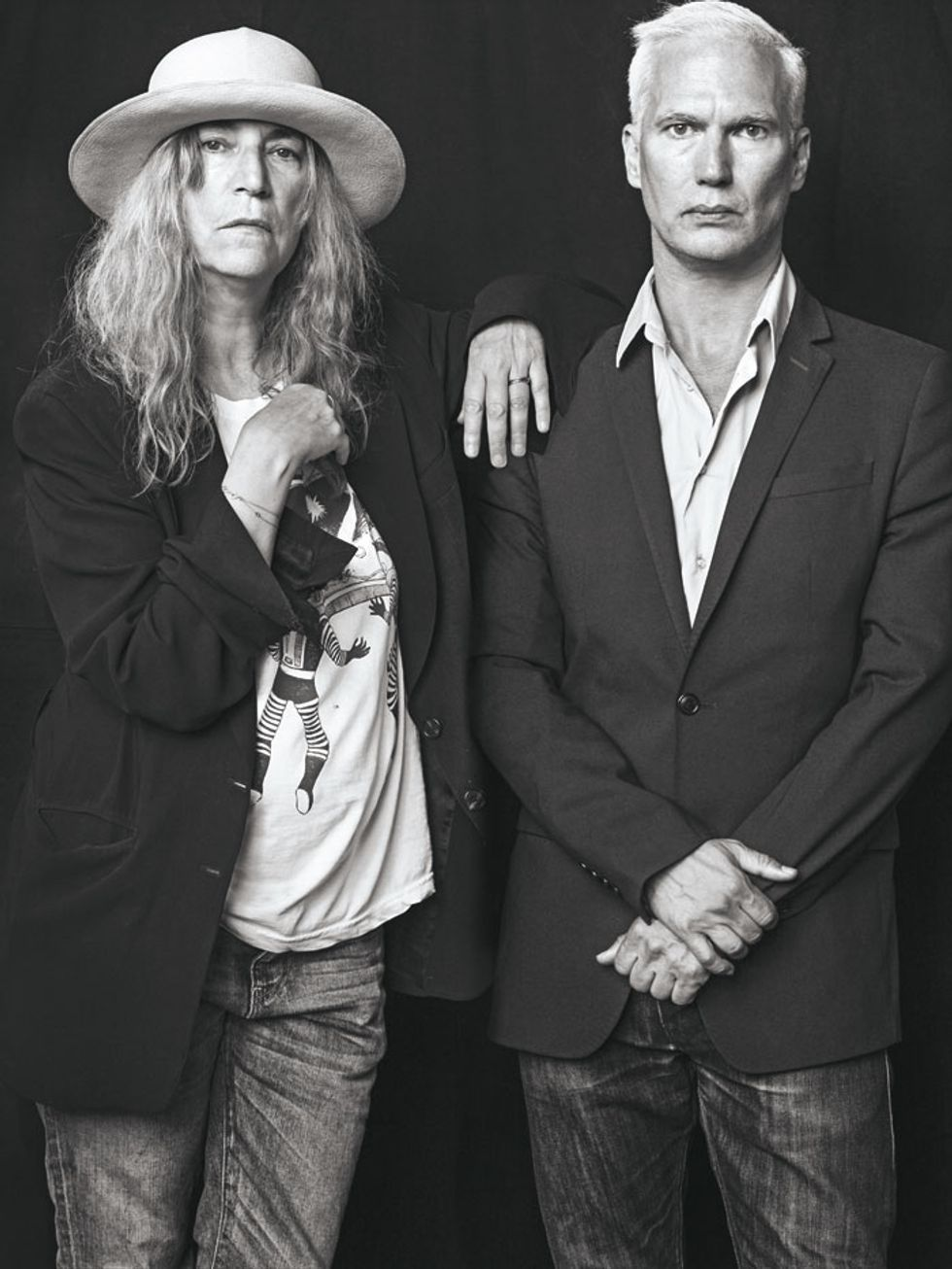 Patti Smith and Klaus Biesenbach: The Artists Are Present