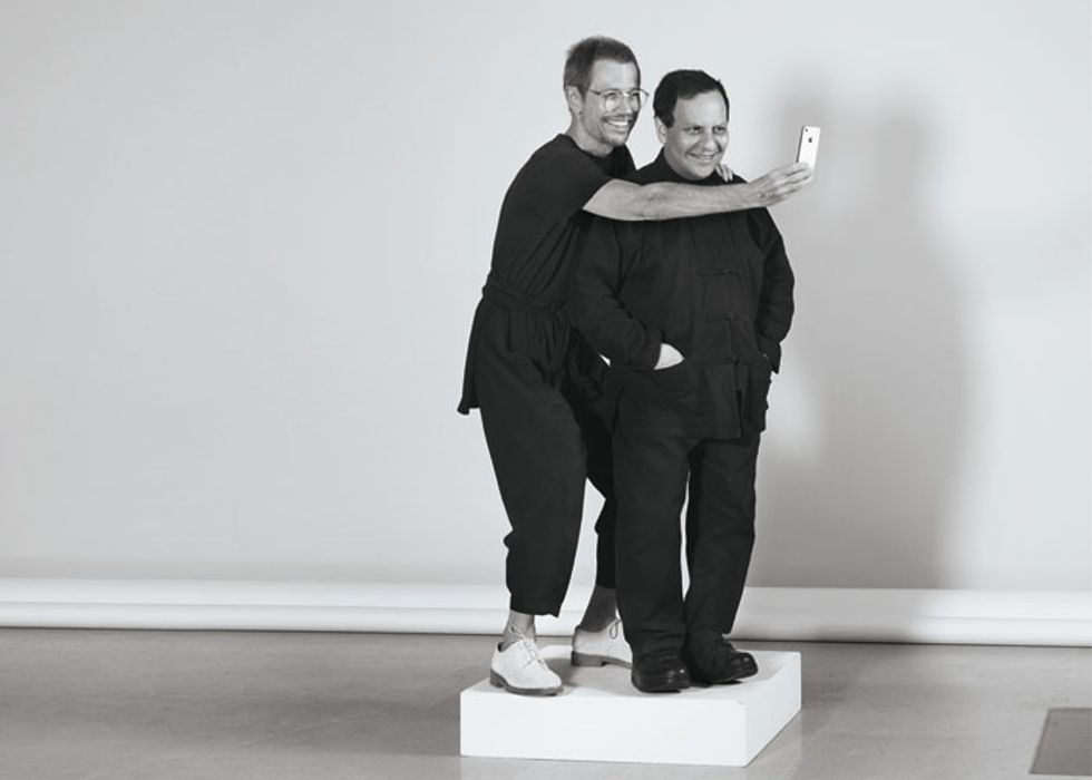 Jean-Paul Goude and Azzedine Aalia: Unmatched