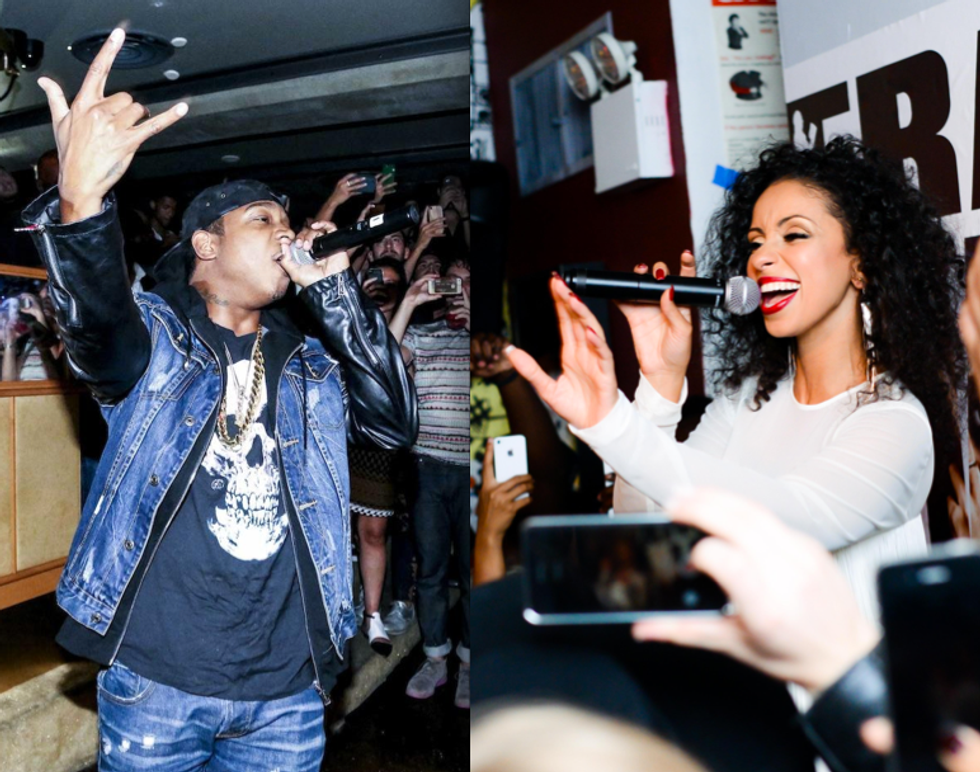 The Biggest Trend at Fashion Week Is...Throwback Music Stars