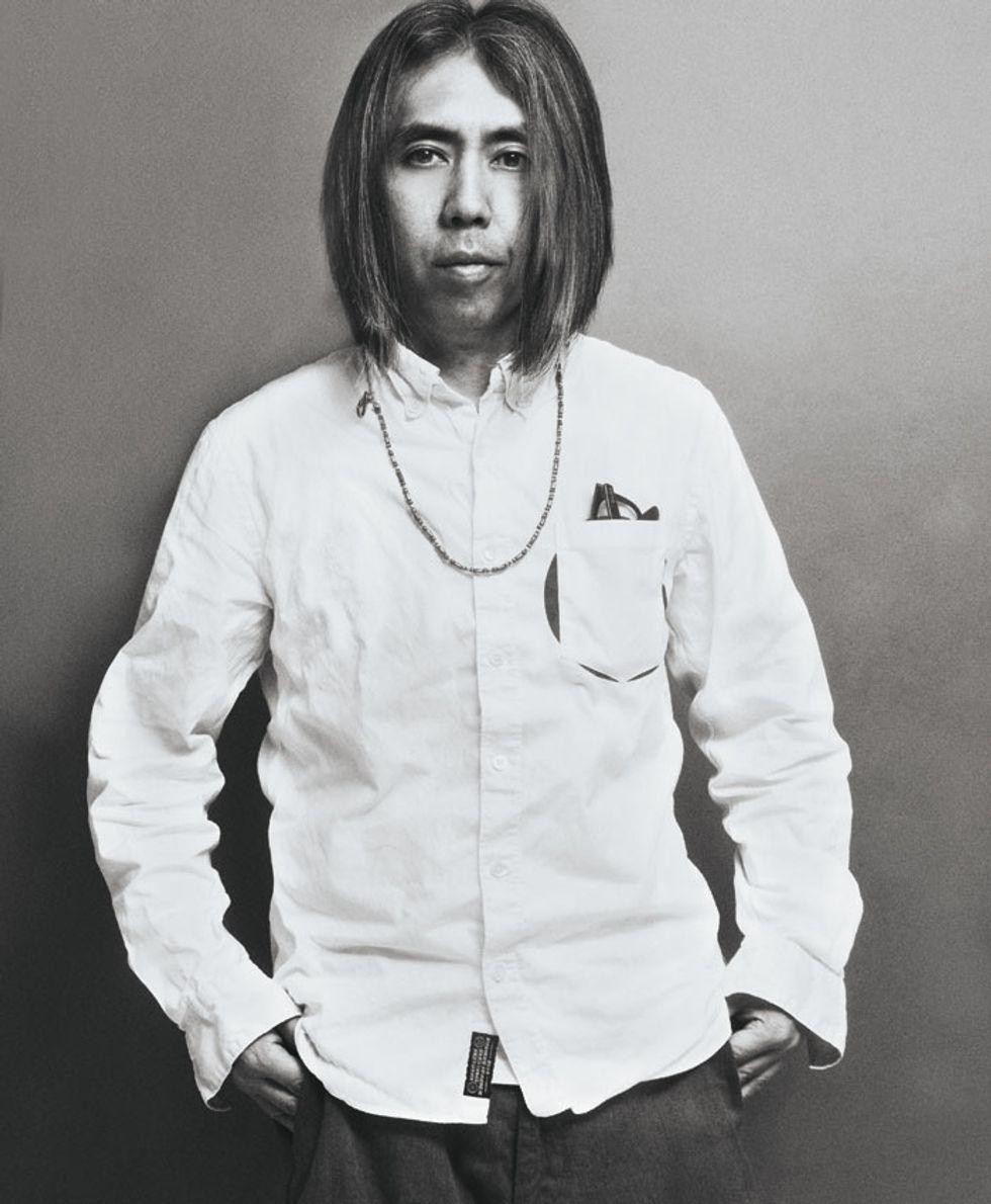 Hiroshi Fujiwara: The Godfather of Harajuku