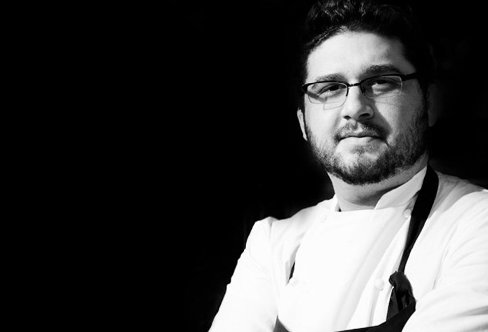 Chef Jesse Schenker On Drugs, Cooking and How to Make a Bed When You're Homeless
