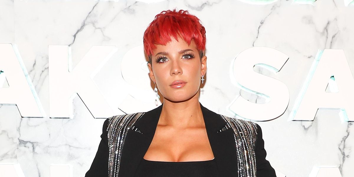 Halsey Is Dropping an Exclusive Art Series