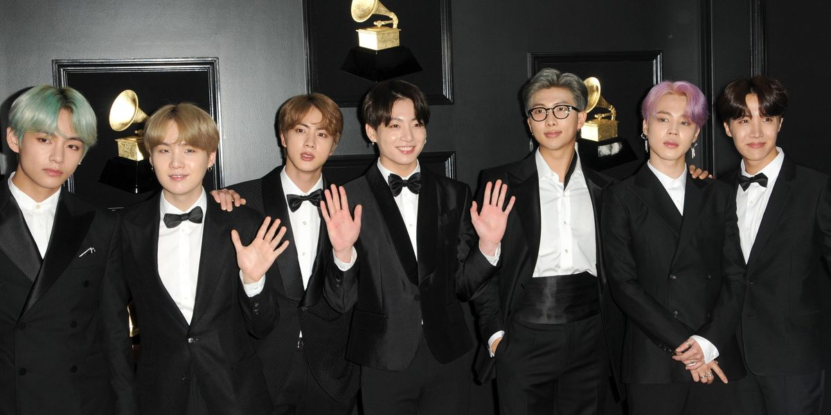 The BTS ARMY Reacts to the Grammys Results