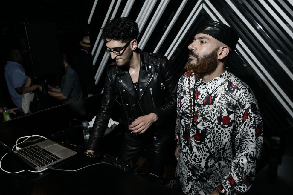 Pics From the Launch Party of Chromeo and Surface to Air's New Collab