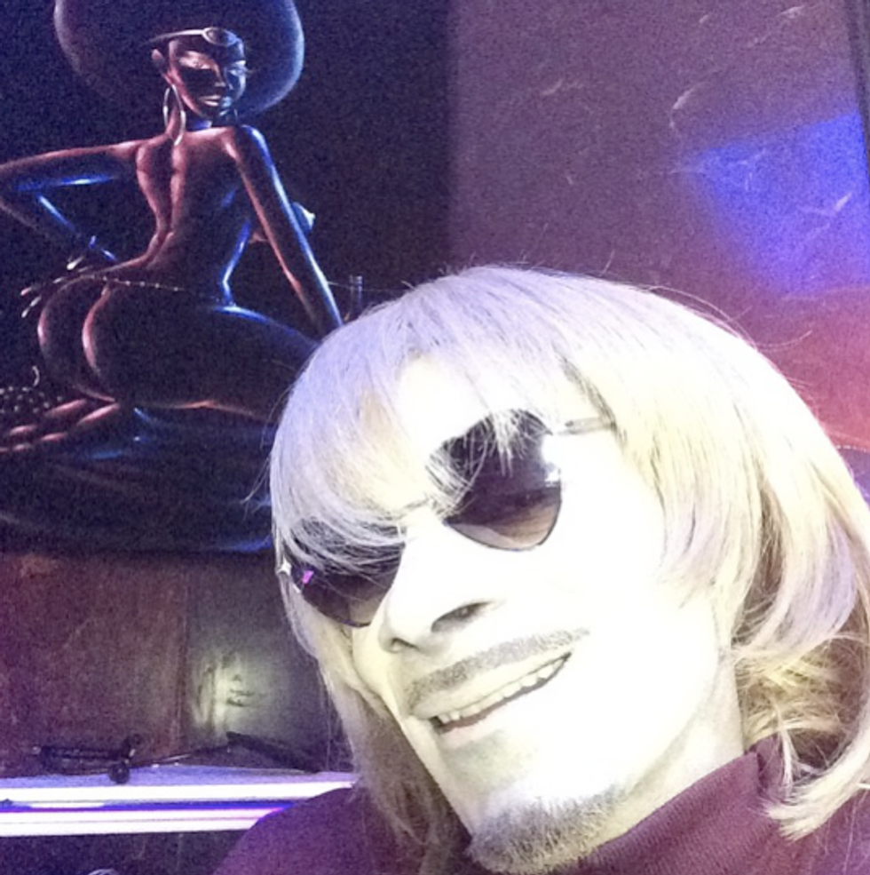 The Triumphant Return of Snoop's White Alter Ego, Todd