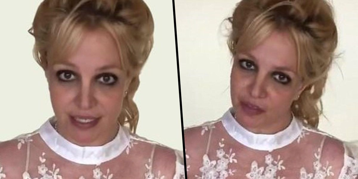 Britney Spears's Latest Q&A Sparks Concern Among Fans