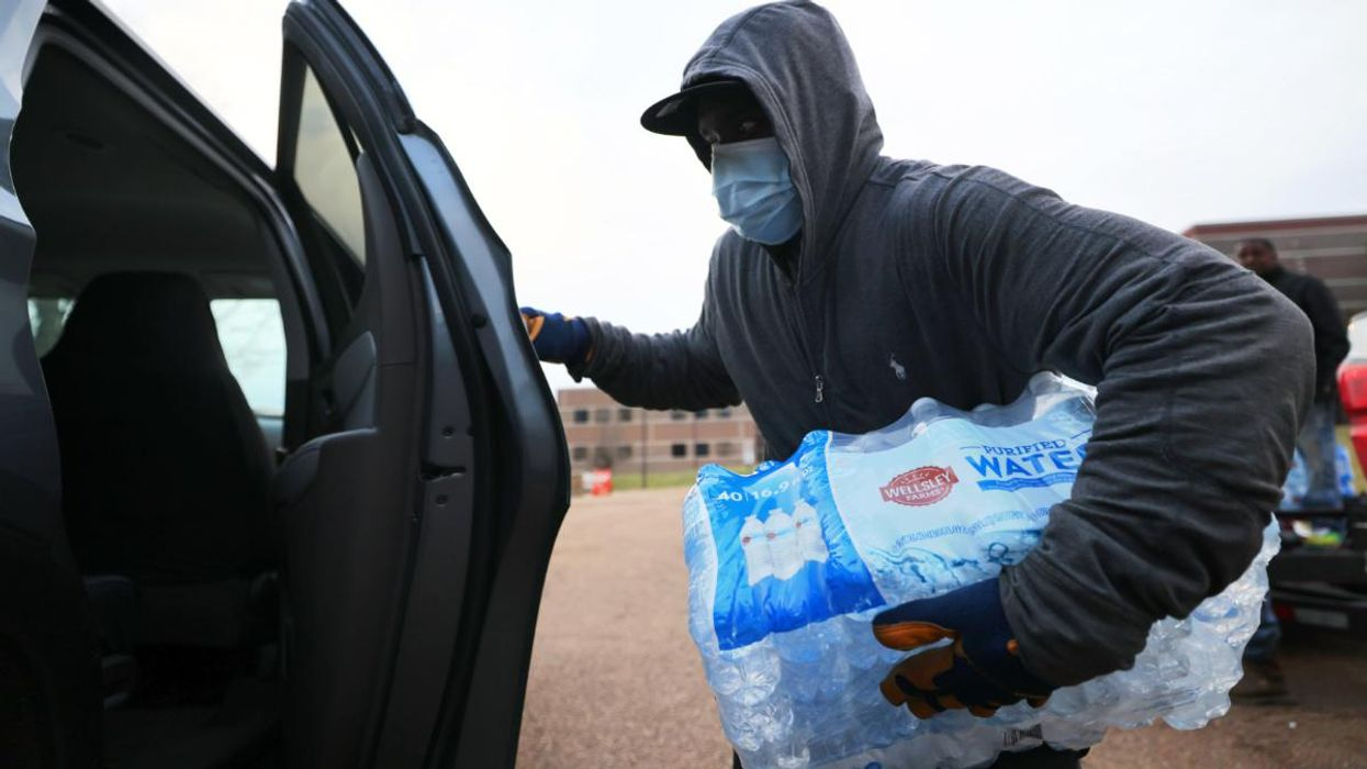 Water Crises and Environmental Racism Continue in Jackson, Miss. After Winter Storm