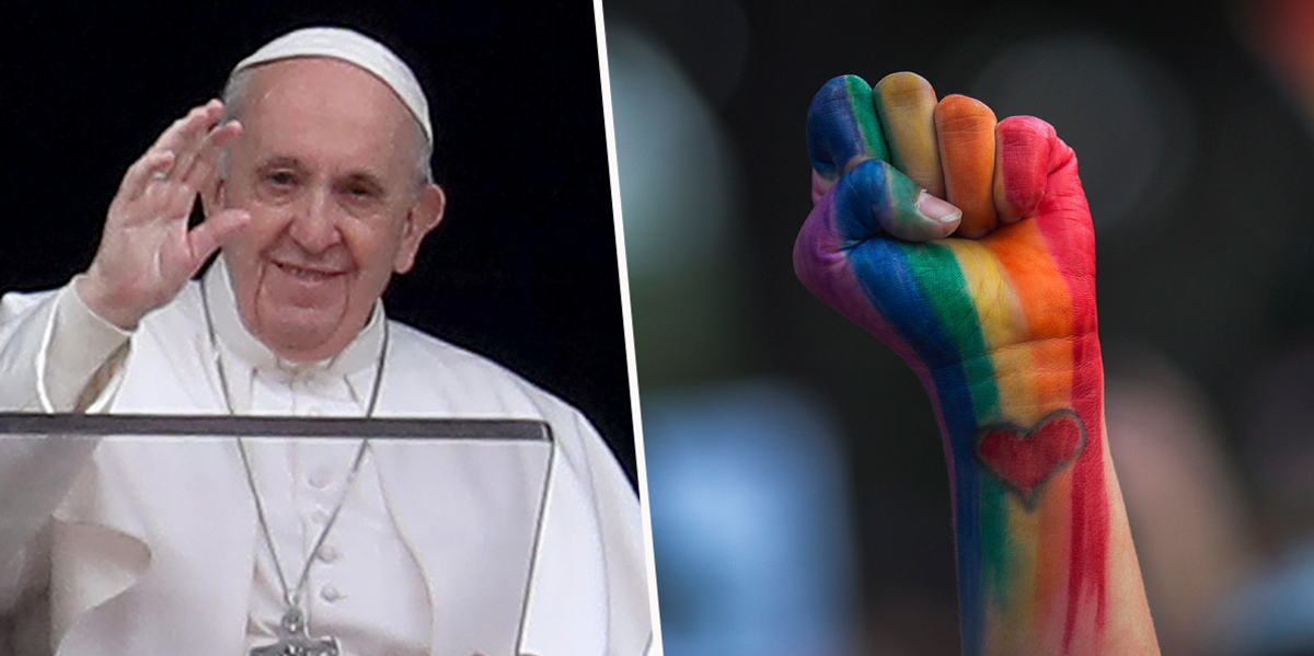 Vatican Says Catholic Church Cannot Sanction Same-Sex Unions as God 'Cannot Bless Sin'