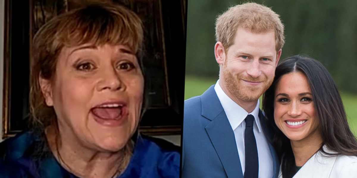 Meghan Markle's Half-Sister Samantha Predicts Divorce for Meghan and Harry