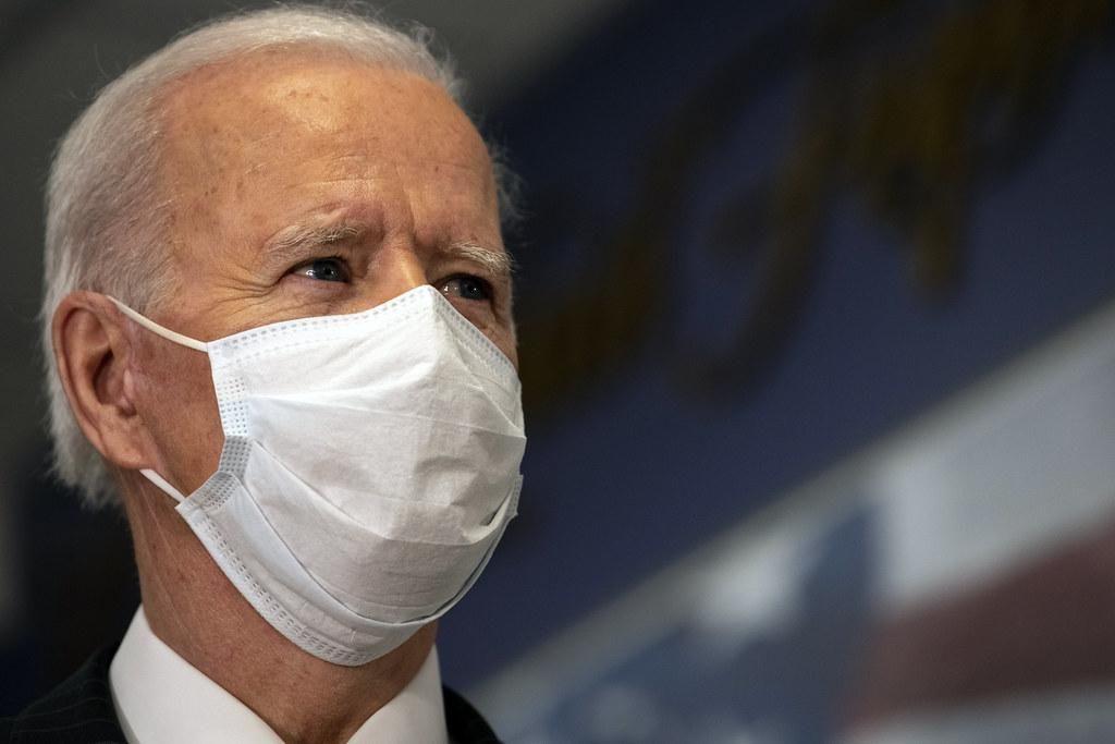 Thank You President Biden For Caring