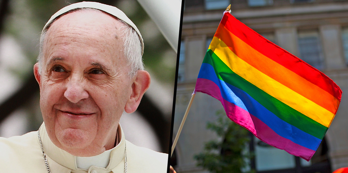 Catholic Church Cannot Sanction Same-Sex Unions Because God 'Can't Bless Sin', Vatican Says