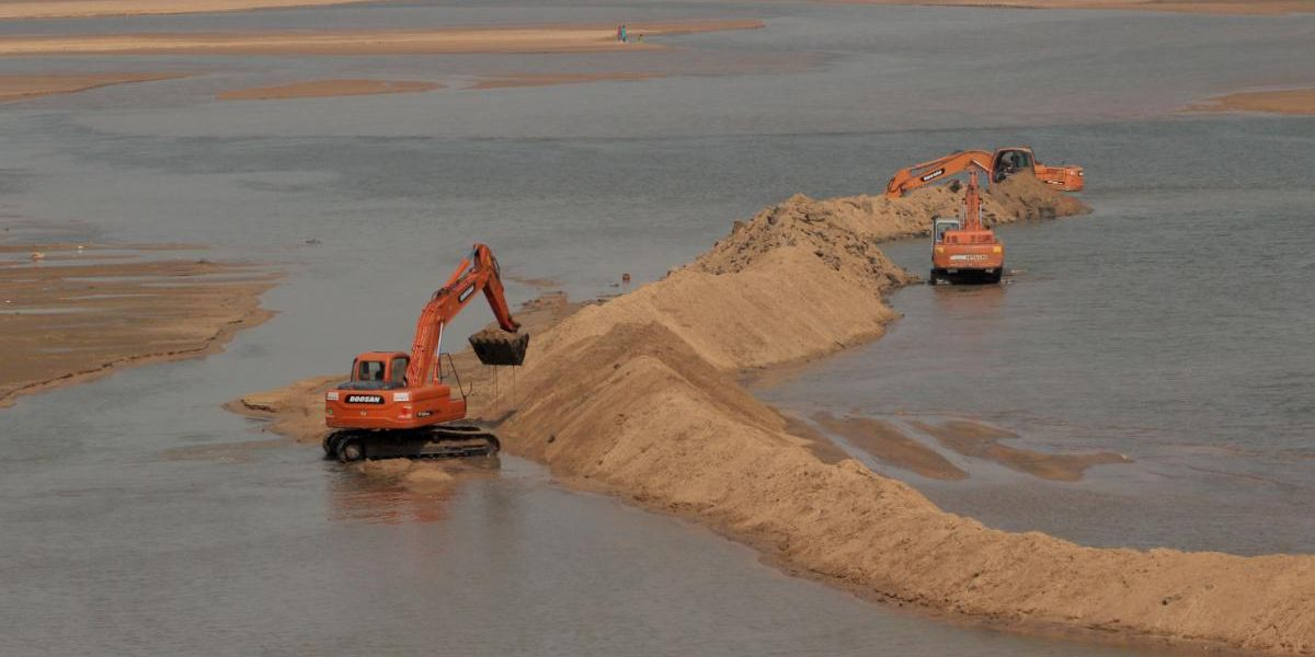 Global Sand Mining Is Destroying the Planet and Costing Lives